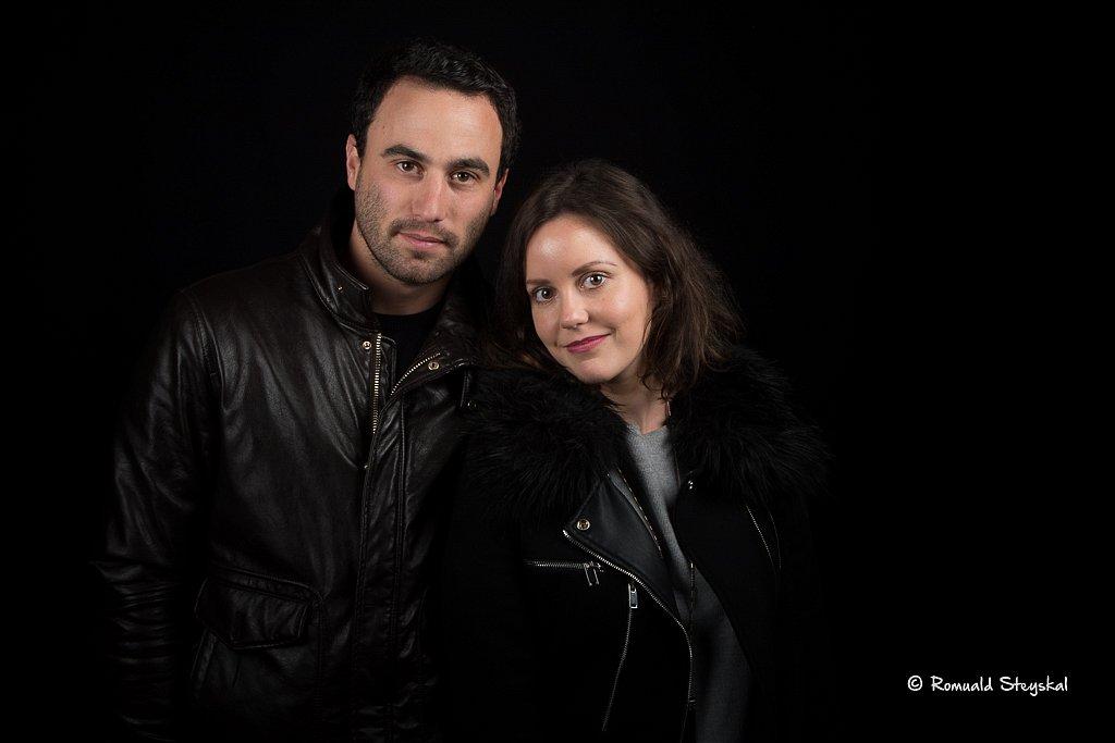 David et Aurélie