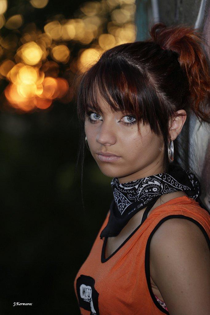 Les yeux d'Alison