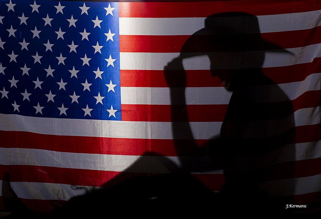 L'ombre de l'Amérique